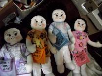 bonecas prontas
